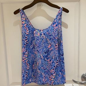 Lilly Pulitzer Kinsey Tank Top, size Small
